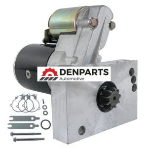 12 volt mini starter fits chevy 305 350 454 super torque series sbc bbc 15615 0 - Denparts