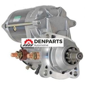 12 volt starter fits thomas built bus w caterpillar engine 3126 12886 0 - Denparts