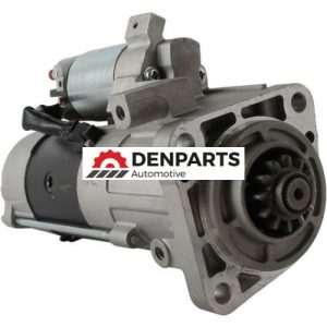 12 volt starter for fendt engines replaces f934900060010 f93490006060 16020 0 - Denparts