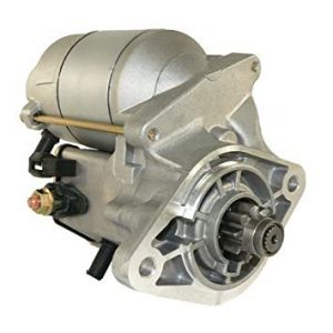 Starter For Carrier Transicold, Kubota, Thermo King, and Universal Marine