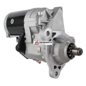 24 volt starter fits new holland cr9070 cr9080 combines 2006 on 228000 7550 6185 0 - Denparts