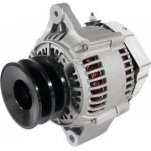 alternator backhoe tracked loader tractor caterpillar 12145 1 - Denparts