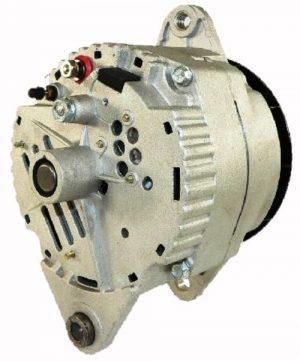 alternator case wheel loaders clark dozers cummins engines terex scrapers 24v 6104 1 - Denparts
