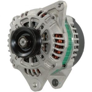 alternator fits 2001 2002 hyundai santa fe 2 4l to 9 5 02 95 amps 12 volts 17314 0 - Denparts
