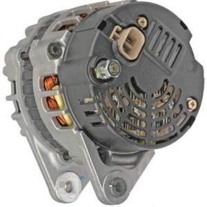 alternator fits 2003 2009 hyundia accent tucson kia spectra sportage 1 6 2 0l 60448 1 - Denparts
