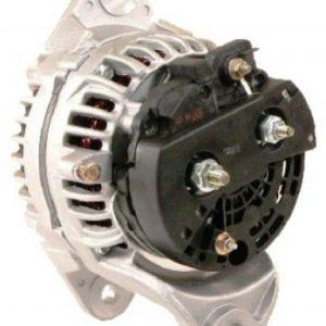 alternator fits agco case cummins ford volvo j180 mount 8123 0 - Denparts