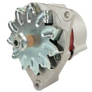 alternator fits case tractor international payscrapers vm marine engine 6443 0 - Denparts