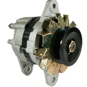 alternator fits caterpillar excavator with mitsubishi engine a5t70383 me049165 110042 0 - Denparts