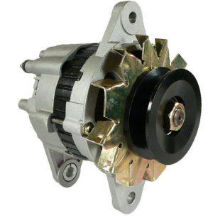 alternator fits caterpillar excavator with mitsubishi engine a5t70383 me049165 110042 0 - Denparts