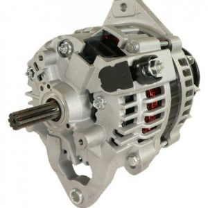 alternator fits chevrolet isuzu medium and heavy duty trucks 97116697 97189650 15348 1 - Denparts