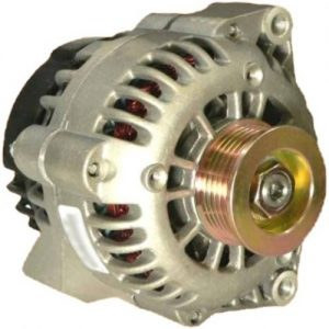 alternator fits chevy astro blazer s10 gmc jimmy safari sonona isuzu hombre 11876 0 - Denparts