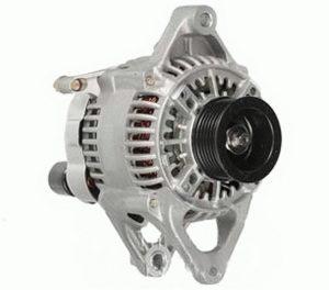 alternator fits dodge dakota 2 5l jeep cherokee comanche tj 2 5l 4 0l 90 amp 12181 0 - Denparts