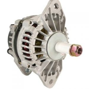 alternator fits heavy duty trucks 8600307 12 volts 180 amps leece neville style 1751 0 - Denparts