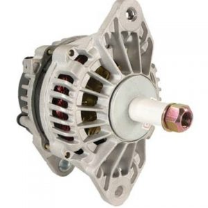 alternator fits heavy duty trucks 8600311 12 volts 200 amps leece neville style 1379 0 - Denparts