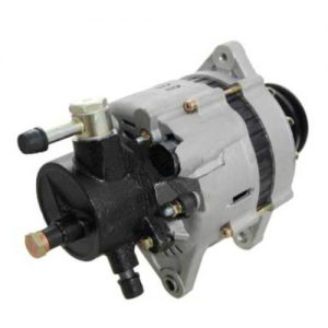 alternator fits hitachi with vacuum pump applications 8 97300 350 0 lr260 508 101950 0 - Denparts