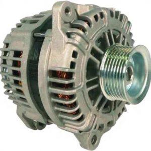 alternator fits infifnti qx56 5 6l 2004 nissan armada pathfinder titan 5 6l 9833 1 - Denparts