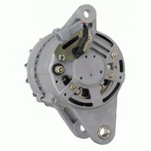 alternator fits isuzu industrial equipment 1991 6bd1t engine 1812004401 24v 16344 1 - Denparts