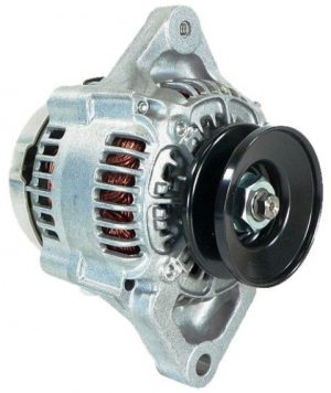 alternator fits john deere mowers with yanmar engines am880701 129052 77220 8697 0 - Denparts