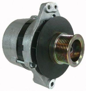 alternator fits john deere skid steer loaders 270 jd 4045d 280 jd 4045t 55a 5249 0 - Denparts