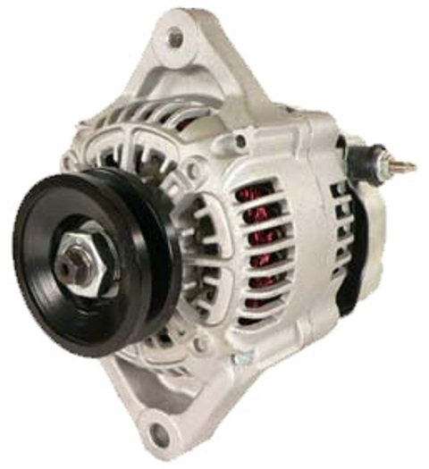 Alternator  Kubota D950-B  1998 16615-64011, 16615-64012, 101211-2850