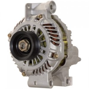 alternator fits mazda 6 2 3l 2003 2004 2005 with manual transmission 90 amps 2778 0 - Denparts