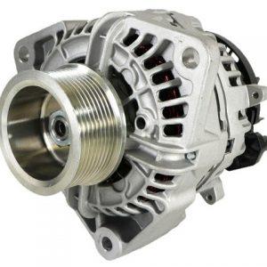 alternator fits mercedes benz medium and heavy duty trucks 012 154 10 02 24 volts 15344 0 - Denparts