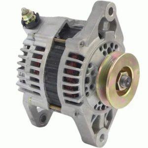 alternator fits nissan frontier 2 4l 1998 2004 xterra 2 4l 2000 2004 70 amp 16216 0 - Denparts