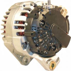 alternator fits nissan quest van 3 5l 2004 05 06 07 08 09 145 amp unit 59887 1 - Denparts