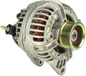 alternator jeep 2001 2003 grand cherokee 4 0l l6 01 02 03 56041322ab 3944 0 - Denparts