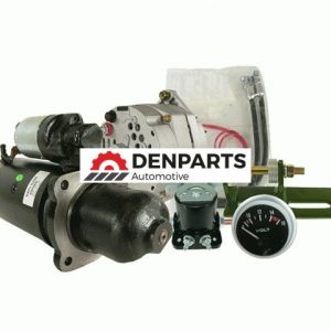 altertnator starter conversion kit fits john deere tractors 3010 3020 4010 4020 110046 0 - Denparts