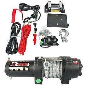 ATV UTV Winch Motor Assembly Kit 4000LB - Complete