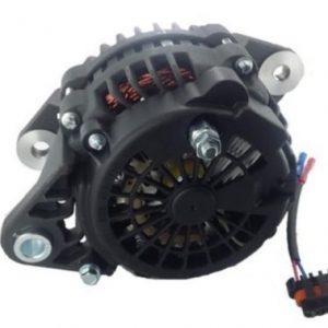 brushless alternator 180 amp fits volvo heavy duty cummins vnl vnm m11 9872 1 - Denparts