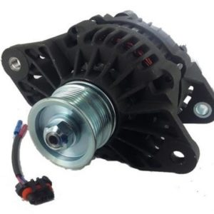 brushless alternator 180 amp fits volvo meduim duty wa wc wg wh wi wx series 2378 0 - Denparts