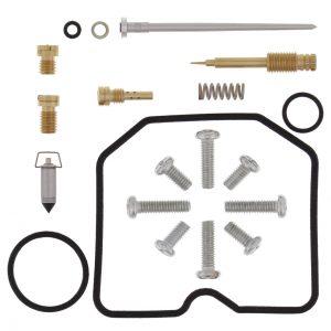 carburetor rebuild kit kawasaki kef300 lakota 300cc 95 96 97 98 99 00 01 02 03 2796 0 - Denparts