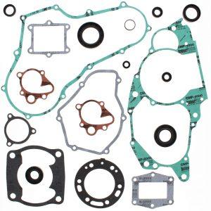 complete gasket kit w oil seals honda trx250r 0 01ss hc hg 250cc 86 87 88 89 88351 0 - Denparts