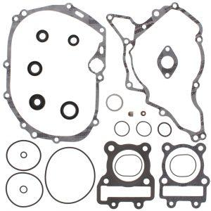 complete gasket kit w oil seals kawasaki klx110l 110cc 10 11 12 13 14 15 16 17 88025 0 - Denparts