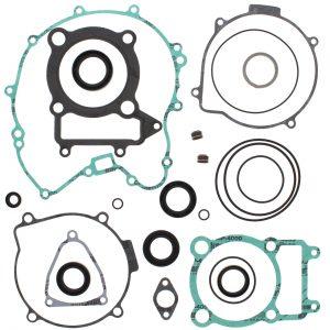 complete gasket kit w oil seals kawasaki kvf360a prairie 4x4 360cc 2003 2013 88155 0 - Denparts