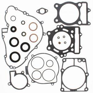 complete gasket kit w oil seals kawasaki kvf400a prairie 4x4 400cc 1997 1998 71008 0 - Denparts