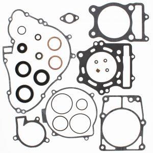 complete gasket kit w oil seals kawasaki kvf400c prairie 4x4 400cc 99 00 01 02 70845 0 - Denparts
