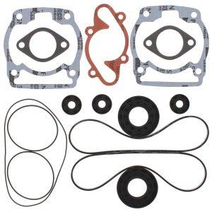 complete gasket kit w oil seals moto ski super sonic 354 lc 2 340cc 79 80 81 62047 0 - Denparts