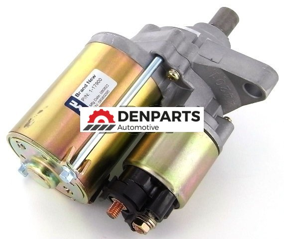 17728N Acura TL Replacement Starter