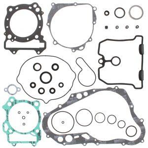 engine gasket kit w oil seals kawasaki klx400r non ca models pumper carb 2004 86352 0 - Denparts