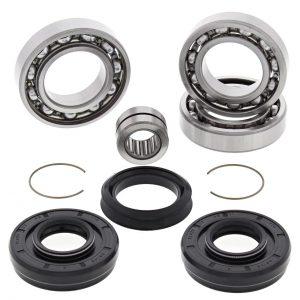 front differential bearing kit honda trx400fga fourtrax rancher 4x4 400cc 2004 2007 99402 0 - Denparts