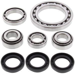 front differential bearing kit suzuki lt f500f 500cc 1998 1999 2000 2001 2002 98953 0 - Denparts