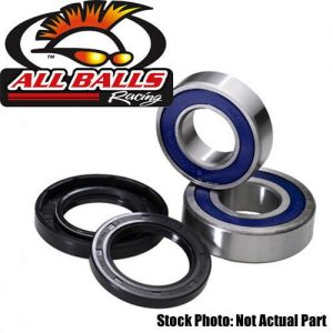 front wheel bearing kit yamaha dt175 175cc 1974 1975 1976 1978 1979 1980 19810 - Denparts