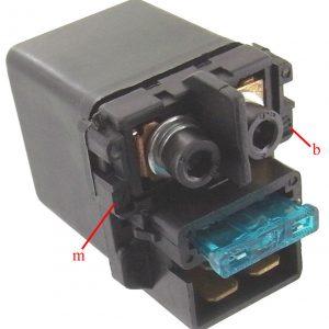 honda 1994 1995 cb1000 cb 1000 2002 2007 cb900f 900f solenoid relay motorcycle 102471 1 - Denparts