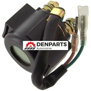 honda scooter 1984 84 ch125 ch 125 elite starter solenoid relay new 102475 1 - Denparts