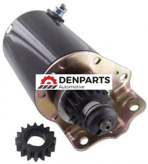 john deere 111 l118 others w briggs and stratton riding mower starter 2696 0 - Denparts