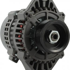 new 100 amp alternator fits hyster s 120xms s 120xmsprs lift trucks 2001 2006 44645 0 - Denparts