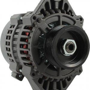 new 100 amp alternator fits marine power engine v8 305 5 0l 1997 2008 8400027 44703 0 - Denparts